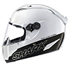 Shark Race R Pro Carbon helmet - SHARP 5-star rated helmets