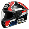 Shoei X Spirit 2 helmet - SHARP 5-star rated helmets