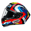 Shoei X Spirit 3 helmet - SHARP 5-star rated helmets