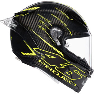 agv helmets full face pista gp r project 46 most expensive motorcycle helmet 305x305 - The Best Motorcycle Helmets