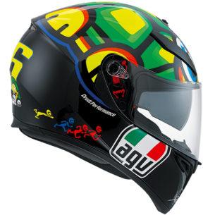 agv k 3 sv tartaruga 305x305 - The Best Motorcycle Helmets