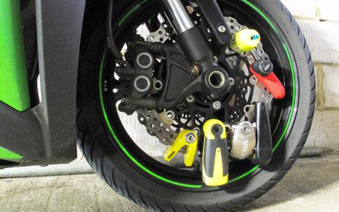 The Best Motorcycle Disc Locks