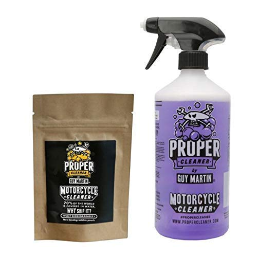 guy martin motorcycle cleaner - The Best Motorcycle Cleaners & Shampoos