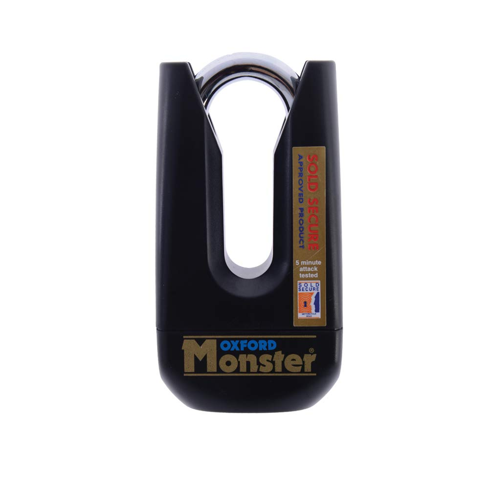 oxford monster disc lock - The Best Motorcycle Disc Locks