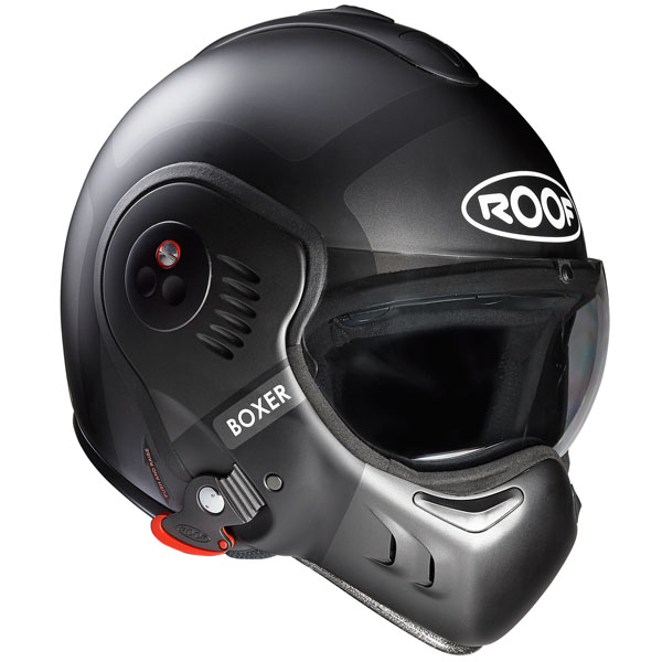 roof boxer v8 bond matt titan black - The Best Budget Flip Up Motorcycle Helmets