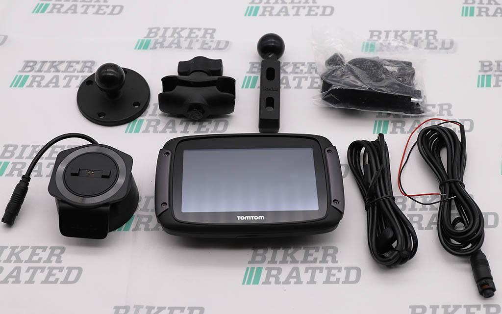 tom tom rider 500 kit review mount - The Best Motorcycle Sat Nav