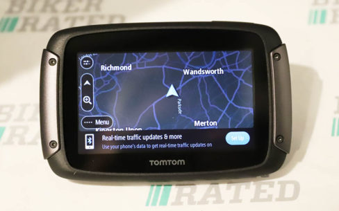 The Best Motorcycle Sat Nav