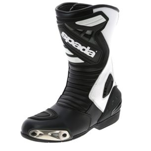 Spada Sportour WP Boots White cheap motorcycle boots 305x305 - The Best Motorcycle Racing Boots