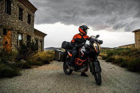 The Best Adventure Motorcycle Boots