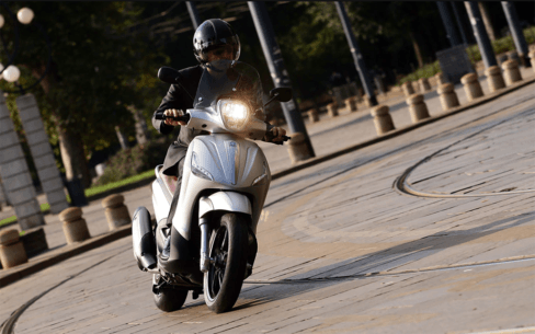 The Best Maxi Scooters