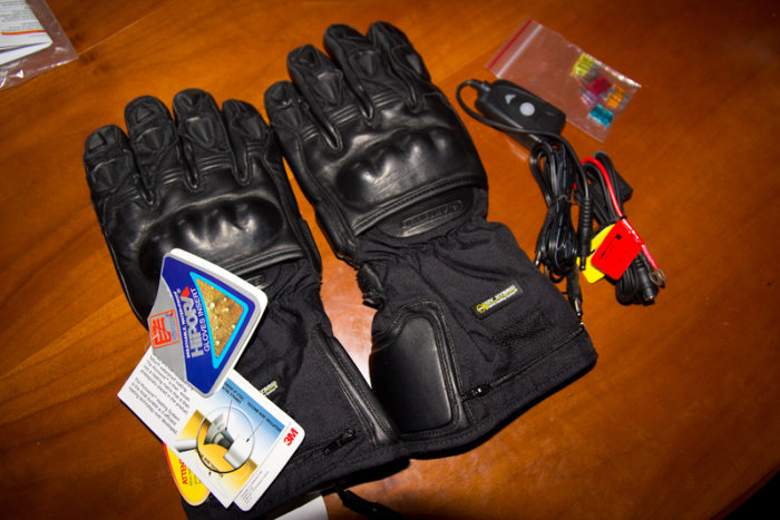 gerbing xr12 heated motorcycle gloves - The Best Heated Motorcycle Gloves