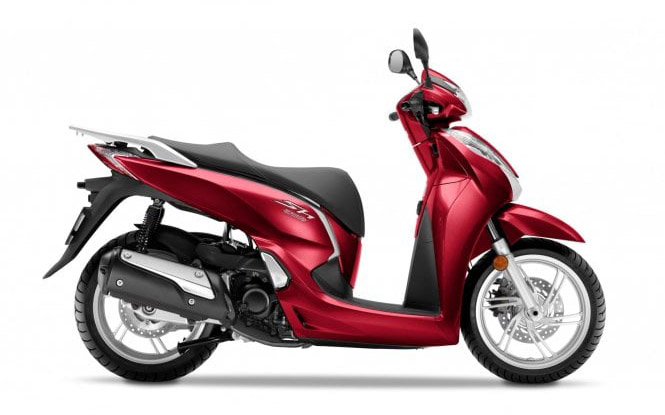 honda sh300i maxi scooter - The Best Maxi Scooters