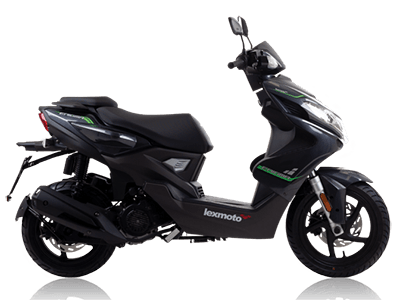 lexmoto enigma125 - The Best 125cc Scooters