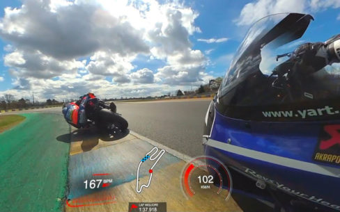 The Best Motorcycle Helmet Cameras