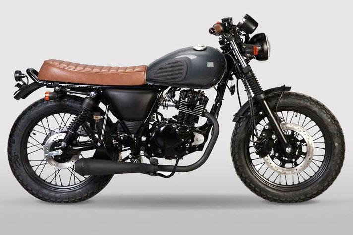 mutt mongrel urban motorcycle - Best 125cc Motorbikes