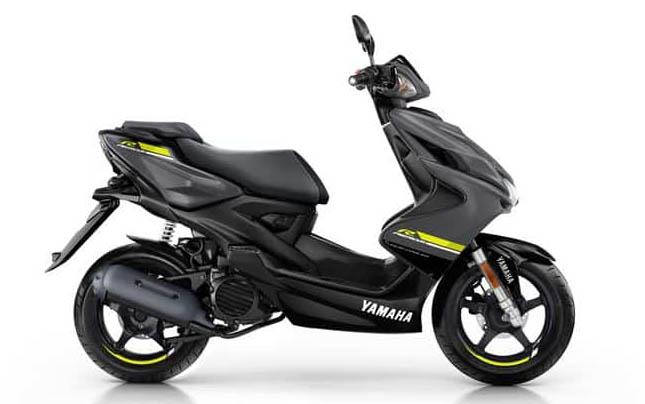 2018 Yamaha Aerox R 4 scooter Yamaha - 5 of the Best 50cc Mopeds