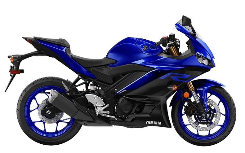 2019 YZF R3 Yamaha Blue a2 sportsbike - The Best A2 Sportsbikes