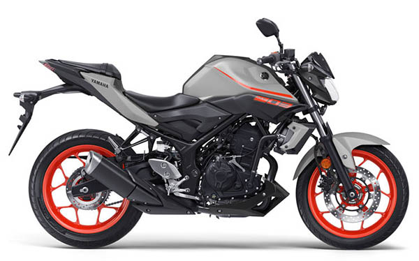 2019 Yamaha MT 03 Orange - The Best A2 Commuter Bikes