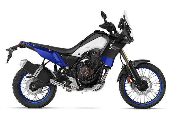2021 Yamaha Tenere 700c - The Best Small Adventure Bikes