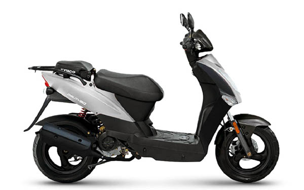 Kymco Agility 50 Scooter 2018 79060jpeg - 5 of the Best 50cc Mopeds