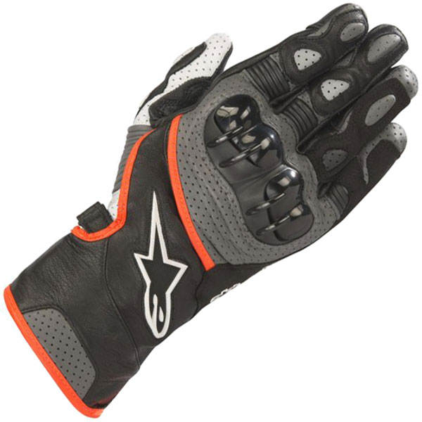 alpinestars sp 2 v2 leather motorcycle gloves - The Best Summer Motorcycle Gloves