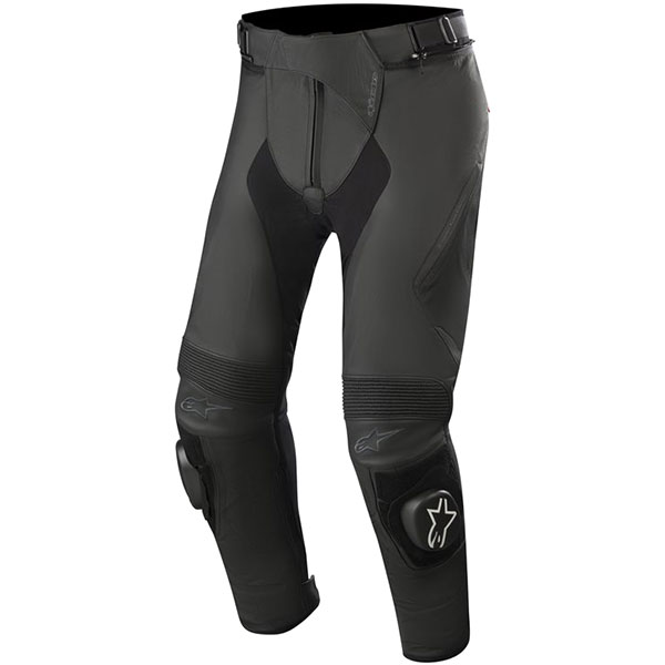 alpinestars jeans leather missile v2 black motorcycle leather jeans - The Best Leather Motorcycle Trousers