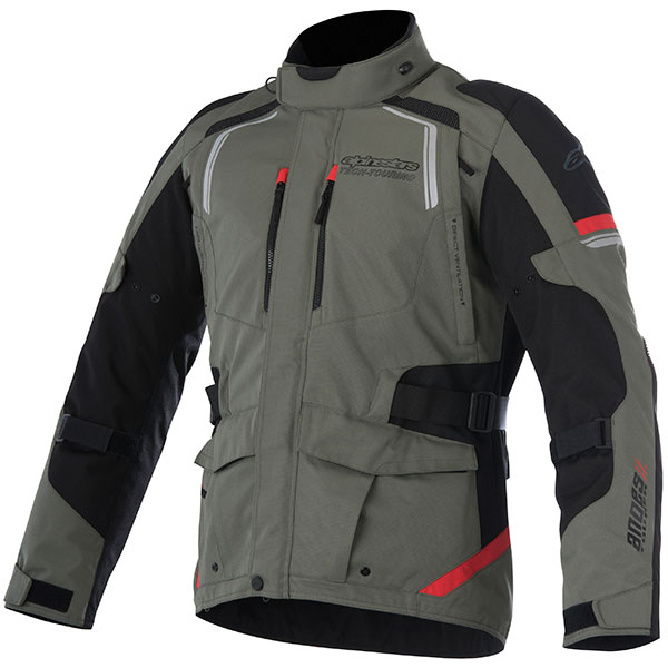 alpinestars textile jackets andes drystar v2 adventure motorcycle jacket - The Best Adventure Motorcycle Jackets