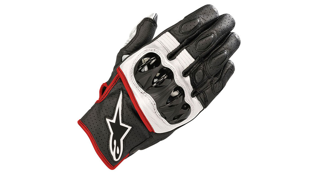 anatomy best short motorcycle glove - The Best Short Motorcycle Gloves