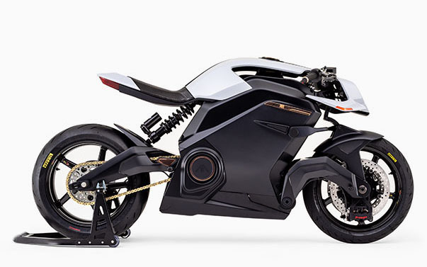 arc vector goodwood festival of speed 2 - Electric motorbikes for sale in the UK