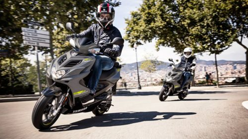 5 of the Best 50cc Mopeds