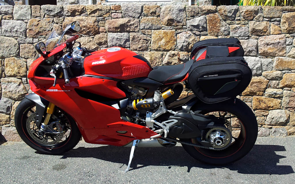 best motorcycle soft luggage - The Best Motorcycle Panniers