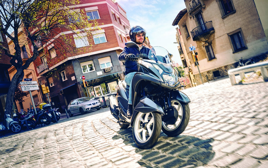 The Best 3-Wheel Scooters - Biker Rated