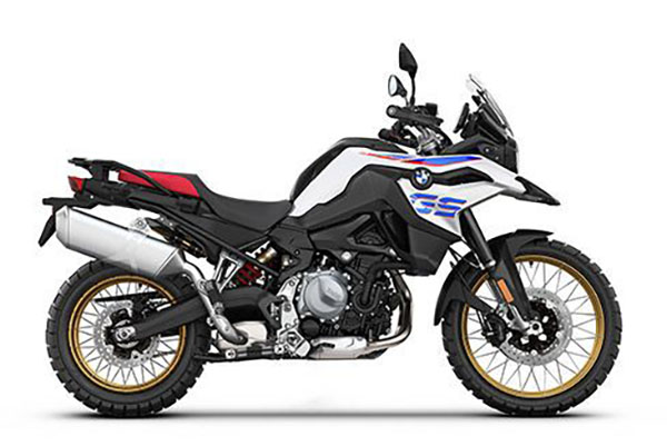 bmw f850gs - The Best Small Adventure Bikes