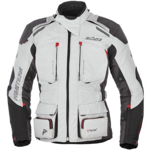 buse adv pro stx textile jacket light grey motorbike jacket 305x305 - The Best Adventure Motorcycle Jackets