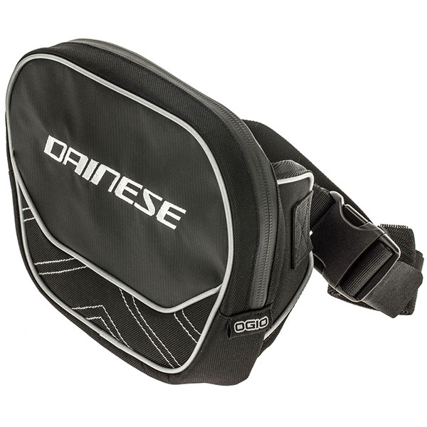 dainese waist bag stealth black - Showcase: Top Motorcycle Bum Bags
