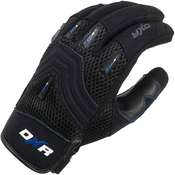 dxr brapp evo ce textile gloves short cuff air flo motorcycle - The Best Short Motorcycle Gloves