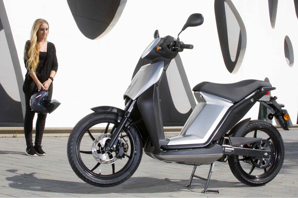 electric moped - Every Electric Scooter You Can Buy in the UK