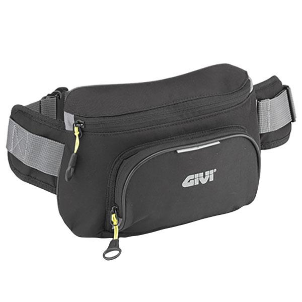 givi easy t waist bag ea108b black - Showcase: Top Motorcycle Bum Bags