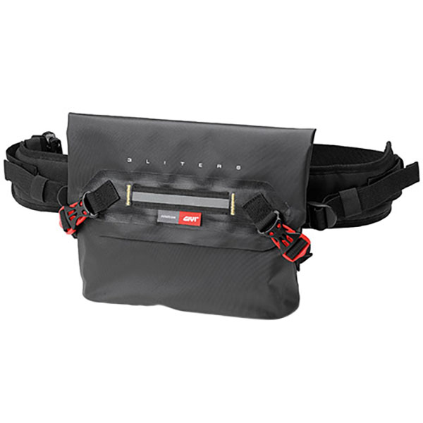 givi soft luggage waterproof waist bag grt704 - Showcase: Top Motorcycle Bum Bags