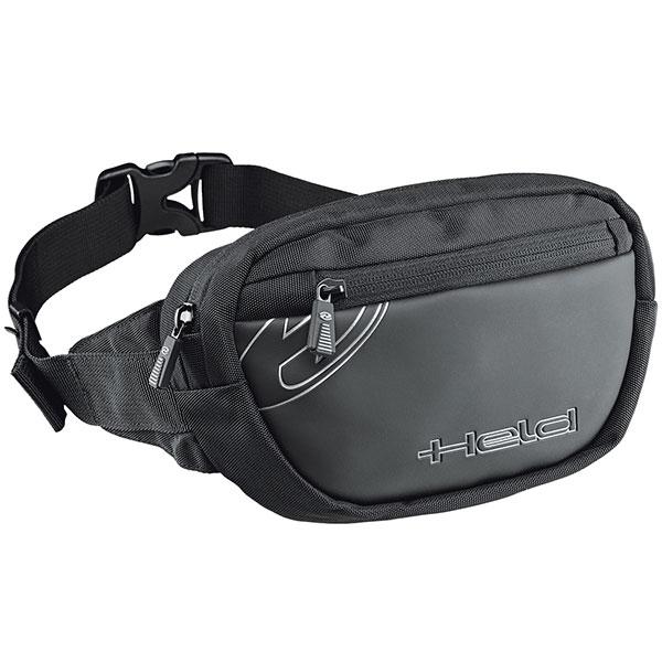 held luggage waistbag black - Showcase: Top Motorcycle Bum Bags