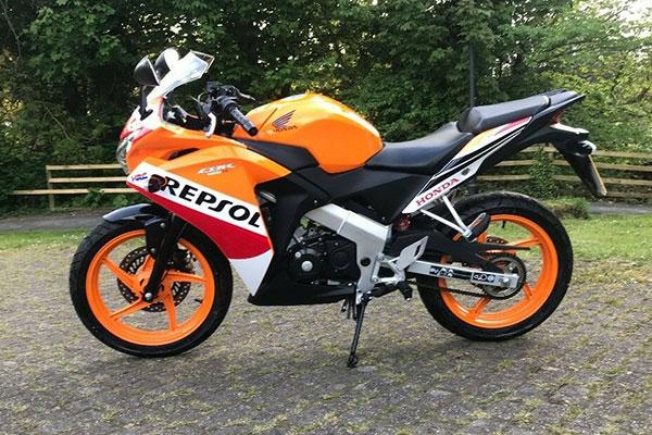 honda cbr125r for sale - The Best Motorbikes Under £2000
