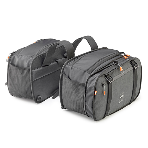 kappa ah202 soft luggage - The Best Motorcycle Panniers