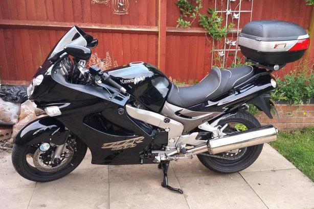 kawaskai zzr1200 for sale - The Best Motorbikes Under £2000