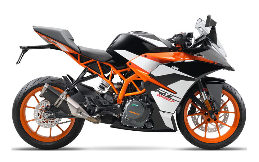 ktm rc390 a2 sportsbike - The Best A2 Sportsbikes