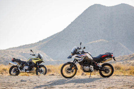 Adventure Bikes for Short Riders