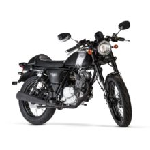mash cafe racer 125 cc black 220x220 - Motorcycle Deals