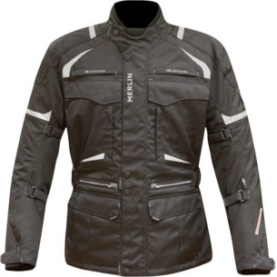 merlin textile jacket neptune outlast black adv motorcycle jacket 305x305 - The Best Adventure Motorcycle Jackets