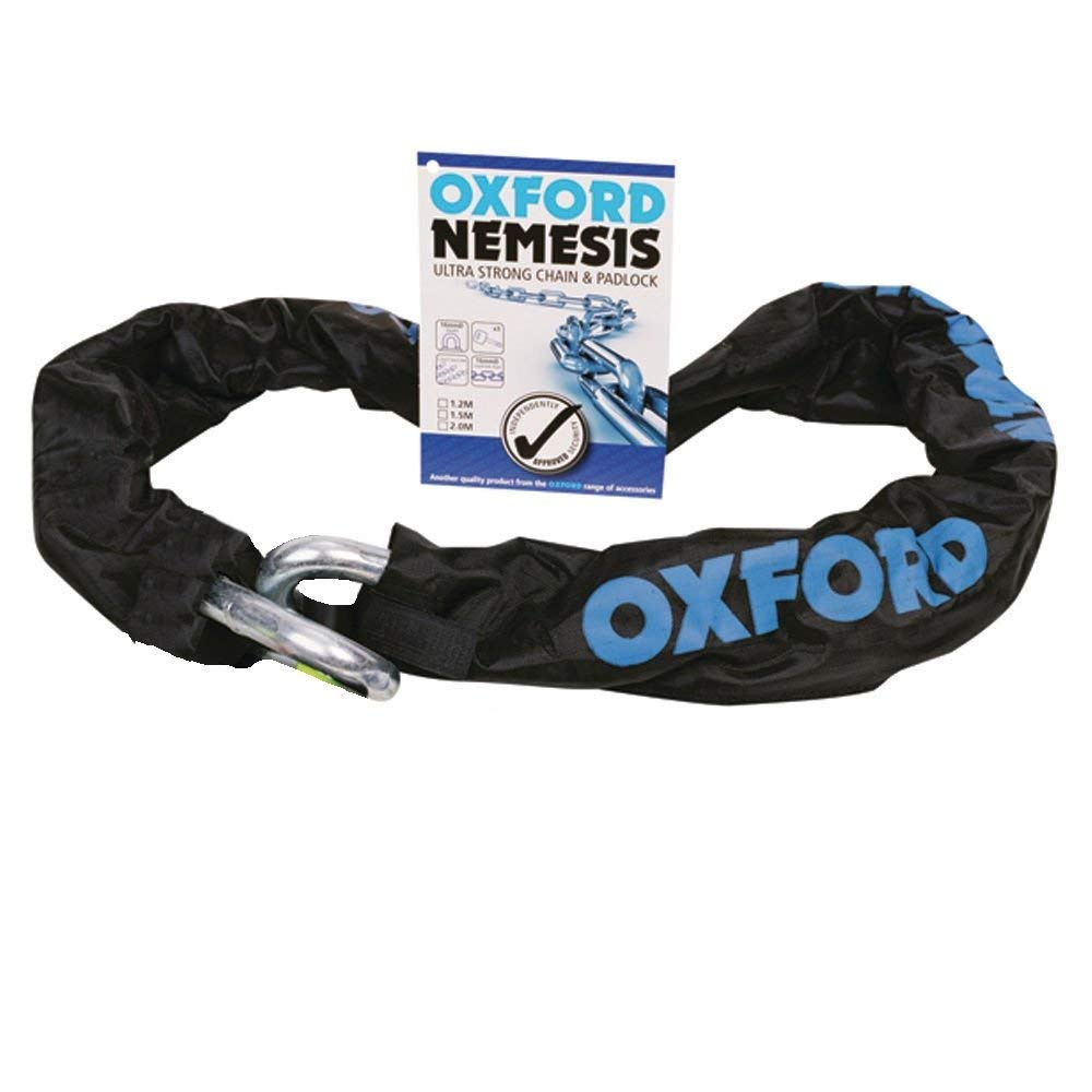 oxford 16mm chain - The Thickest Motorcycle Security Chains