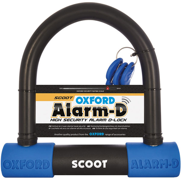 oxford alarm d lock scoot - 3 Great D-Locks for every budget
