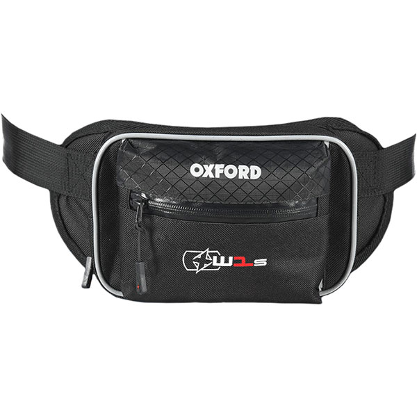 oxford luggage xw1s waist bag black - Showcase: Top Motorcycle Bum Bags